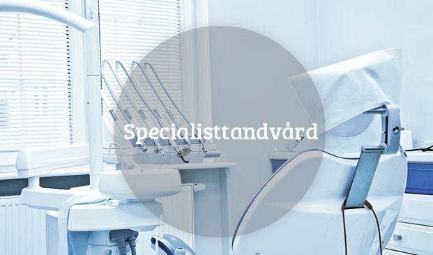 Specialisttandvård kvarnholmens tandläkeri